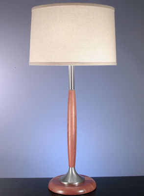 2601 Cherry Wood Table Lamp by Designs for Living at Creative Classics Furniture in Alexandria VA near Arlington VA and Washington DC