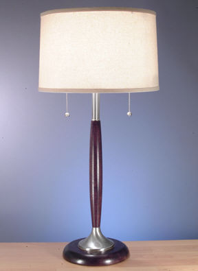 wood and metal 2611 Table Lamp by Designs for Living at Creative Classics Furniture in Alexandria VA near Arlington VA and Washington DC