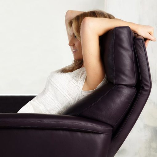 Comfort Recliner Headrest