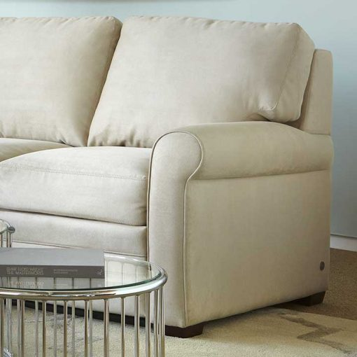 Gaines Comfort Sleeper by American Leather at Creative Classics Alexandria VA