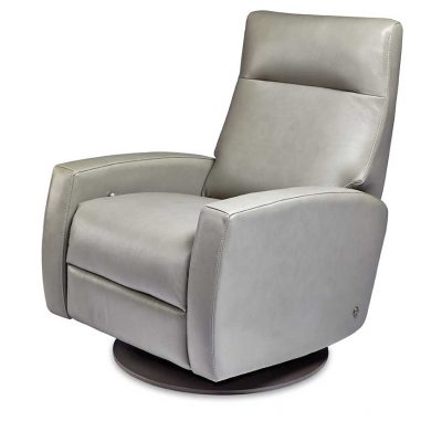 Eva Comfort Recliner with Swivel Base by American Leather at Creative Classics Furniture in Alexandria VA