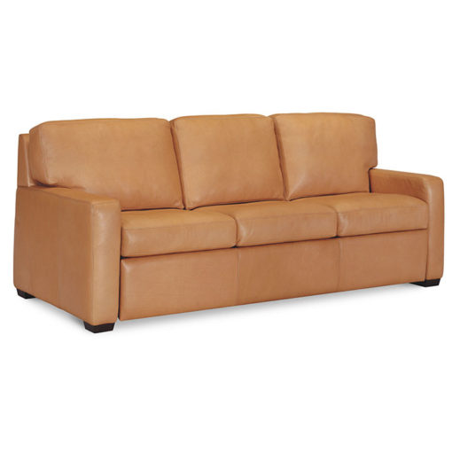 Carson Sofa in leather by American Leather at Creative Classics Furniture in Alexandria VA near Arlington VA and Washington DC