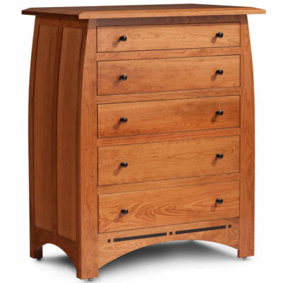 Aspen Five Drawer Bedroom Chest by Simply Amish Furniture at Creative Classics Furniture in Alexandria VA near Arlington VA and Washington DC