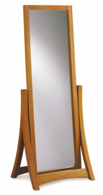 Solid Cherry Wood Berkeley Cheval Mirror by Copeland Furniture at Creative Classics Furniture in Alexandria VA near Washington DC and Arlington VA