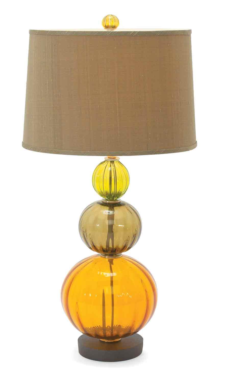Cairn Citrus Table Lamp Creative Classics