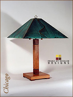 Franz GT Kessler Lamps