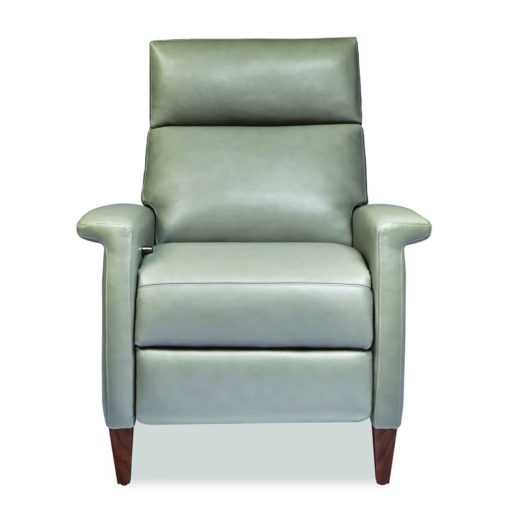 Front view of Felix Comfort Recliner by American Leather at Creative Classics Furniture in Alexandria VA near Arlington VA and Washington DC