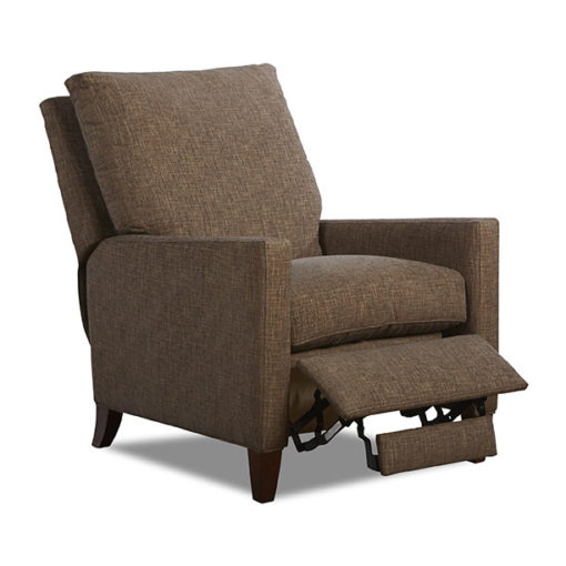 Britz Small Scale Recliner by Comfort Design Open View at Creative Classics Furniture in Alexandria VA