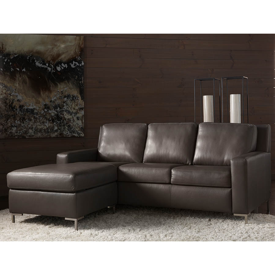 brynlee comfort sleeper scene - American Leather Sofa