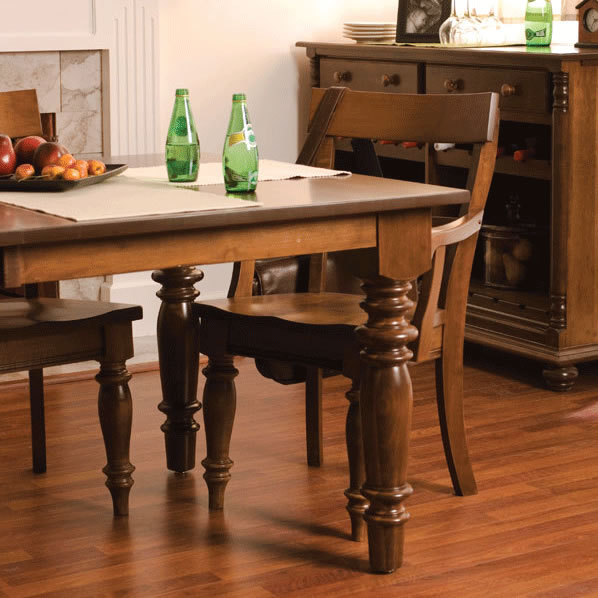 Build Your Own Dining Table Dining Room Scene