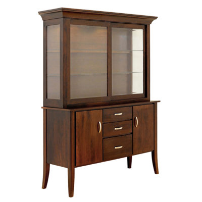 Solid wood Easton buffet with Hutch by Canal Dover at Creative Classics Furniture in Alexandria VA near Arlington VA and Washington DC