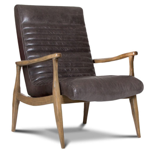 Erik Chair in Leather by Precedent Furniture at Creative Classics Furniture in Alexandria VA