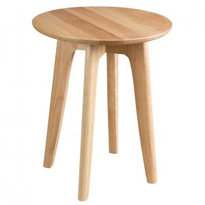 Le Clair Round End Table Small