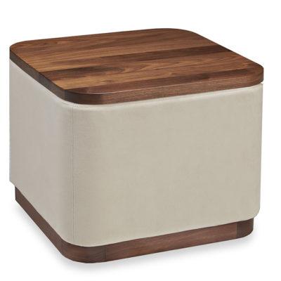 Leo Storage Table by American Leather at Creative Classics Furniture in Alexandria VA near Arlington VA and Washington DC