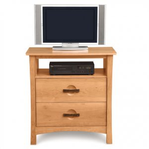 Berkeley 2 Drawer TV Stand Main