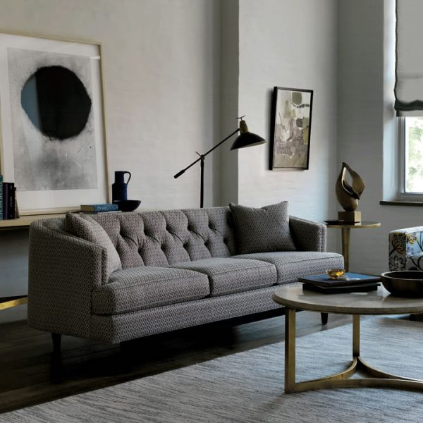 Emma Sofa in Two Sizes