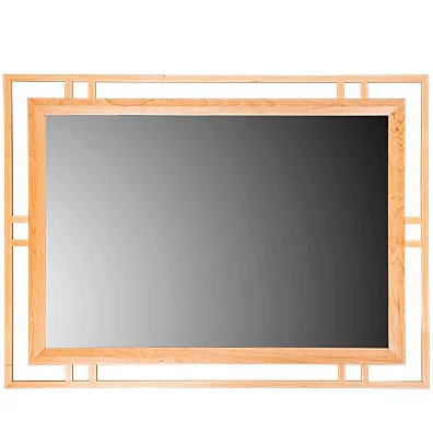 Eastwood Rectangular Mirror by Gat Creek Furniture at Creative Classics Furniture in Alexandria VA near Washington DC and Arlington VA