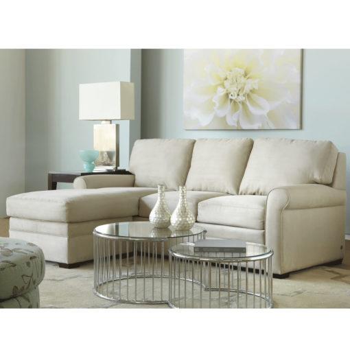 Gaines Comfort Sleeper Sofa by American Leather Scene at Creative Classics Alexandria VA