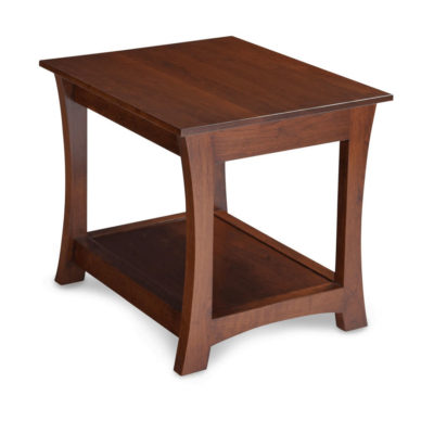 Solid Wood Loft End Table by Simply Amish at Creative Classics Furniture in Alexandria VA near Arlington VA and Washington DC