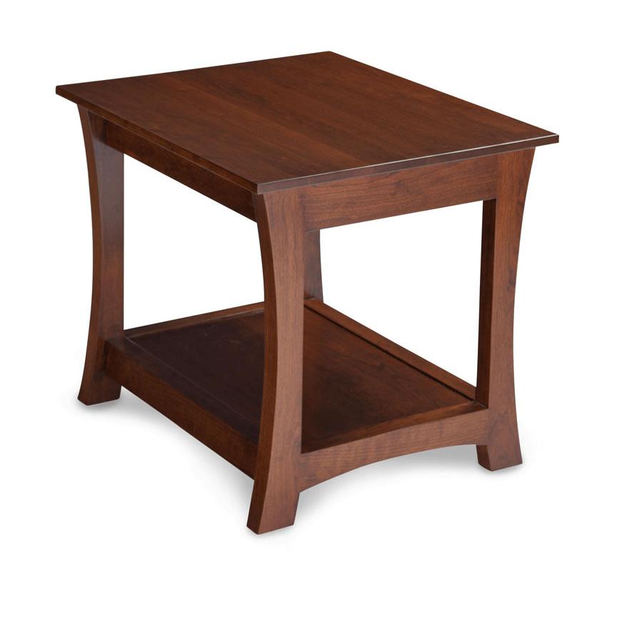 Loft End Table - 2 Sizes