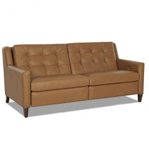 Manhattan Reclining Sofa 2-Seat 1