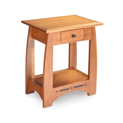 Solid Wood Aspen Bedside Table by Simply Amish Furniture at Creative Classics Furniture in Alexandria VA near Arlington VA and Washington DC