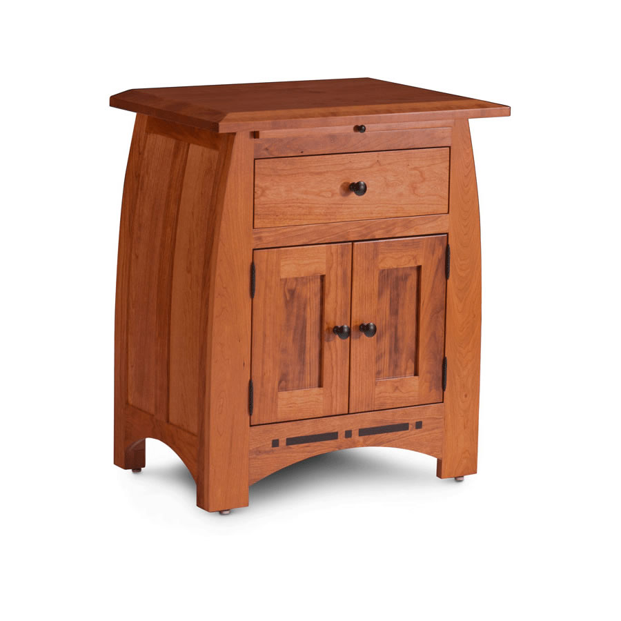 Aspen Nightstand with Doors