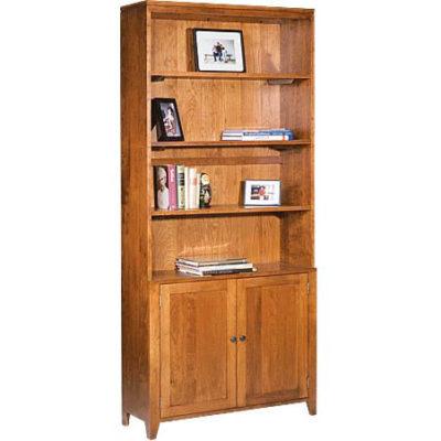 Cambridge Tall Bookcase by Gat Creek Furniture at Creative Classics Furniture in Alexandria, VA