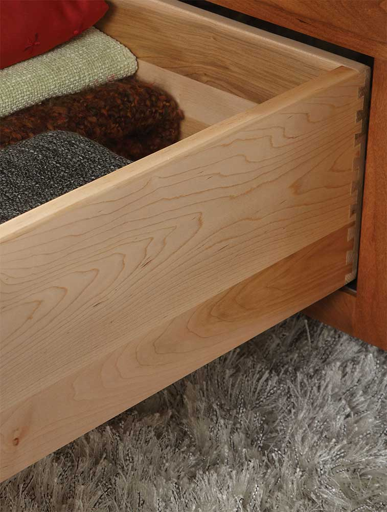 Hardwood Drawer Boxes