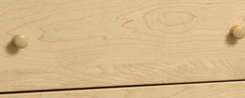 About Brown Maple North American hardwood used for fine solid wood furniture