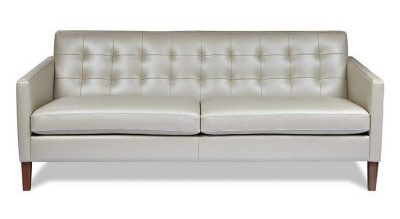Ainsley Sofa by American Leather at Creative Classics Furniture Alexandria VA