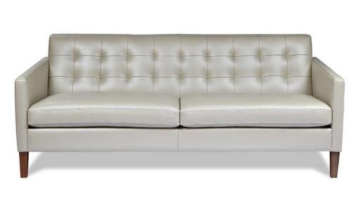 American Leather Ainsley Sofa Front at Creative Classics Furniture Alexandria VA