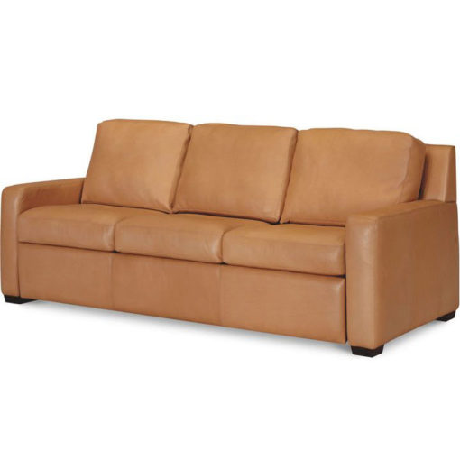 Lisben Sofa in Leather by American Leather at Creative Classics Furniture in Alexandria VA near Arlington VA and Washington DC