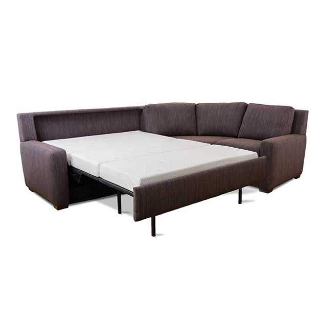 Merveilleux Sectional Comfort Sleeper Sofas By American Leather