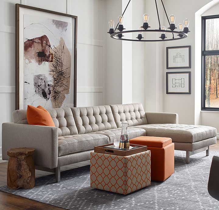 Outstanding Parker Sectional Pdpeps Interior Chair Design Pdpepsorg