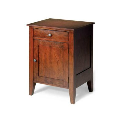 Vineyard II Nightstand with door by Gat Creek Furniture at Creative Classics in Alexandria VA near Arlington VA and Washington DC