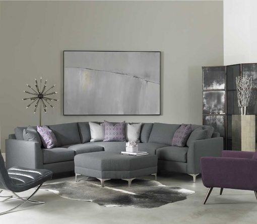 Urban Planning Design Your Own Sectional by Precedent Furniture at Creative Classics Furniture in Alexandria VA