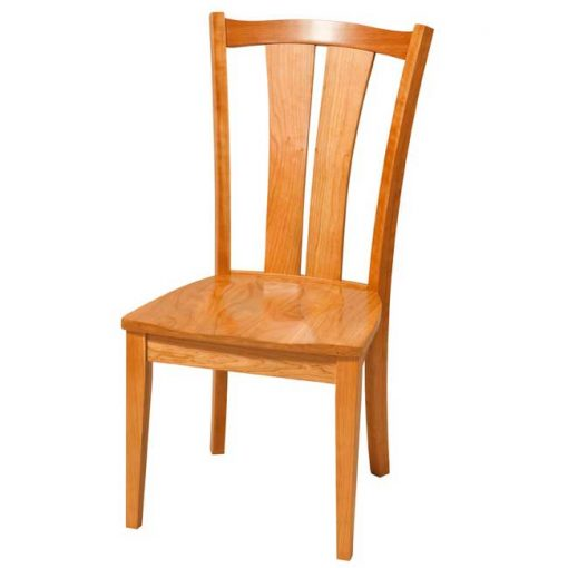 Victoria Side Dining Chair by Simply Amish Furniture at Creative Classics Furniture in Alexandria VA