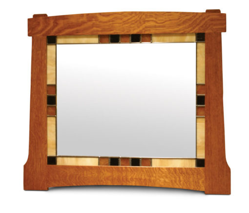 Solid wood framed mirror by Simply Amish Furniture at Creative Classics Furniture in Alexandria VA near Washington DC and Arlington DC