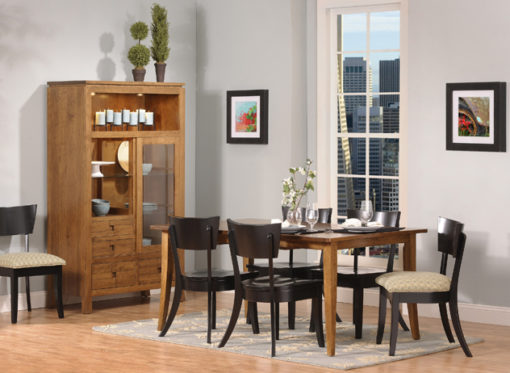 Dining Room Scene of Valley View Aspen Dining Set by Canal Dover at Creative Classics Furniture in Alexandria VA near Washington DC and Arlington VA