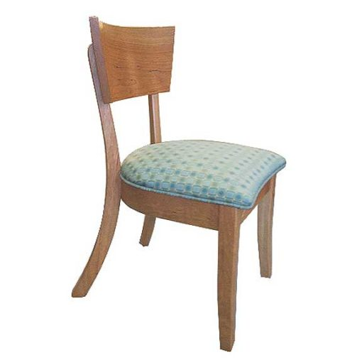 Valley View Aspen Dining Chair with upholstered Seat by Canal Dover at Creative Classics Furniture in Alexandria VA near Arlington VA and Washington DC