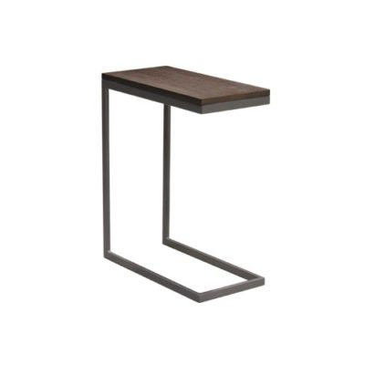Modulus Small Accent Table with Solid Wood Top and Metal Base by Johnston Casuals at Creative Classics Furniture in Alexandria VA near Arlington VA and Washington DC