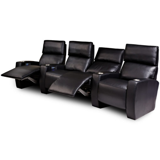 Monroe Comfort Theatre Seating by American Leather at Creative Classics Furniture in Alexandria VA