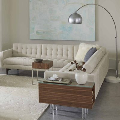Parker Sofa In Two Sizes Creative Classics