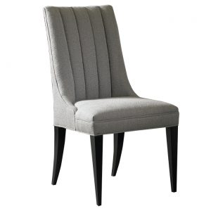Square Back Customizable Dining Chair