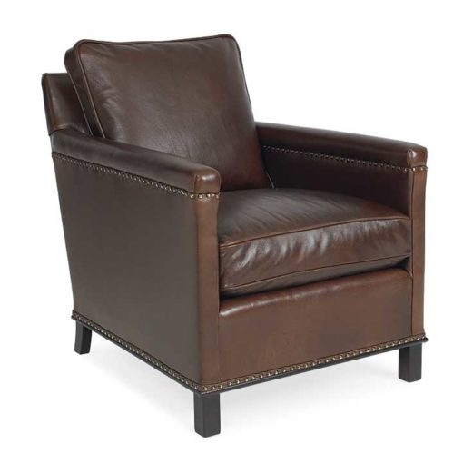 Gotham in brown leather from CR Laine Furniture