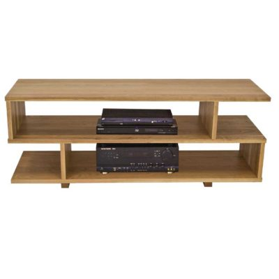 Solid wood Brookline offset TV Stand by Lyndon Furniture at Creative Classics Furniture in Alexandria VA near Washington DC and Arlington VA
