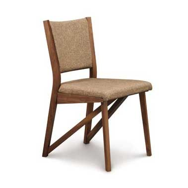 Exeter Dining Chair in Cherry or Walnut