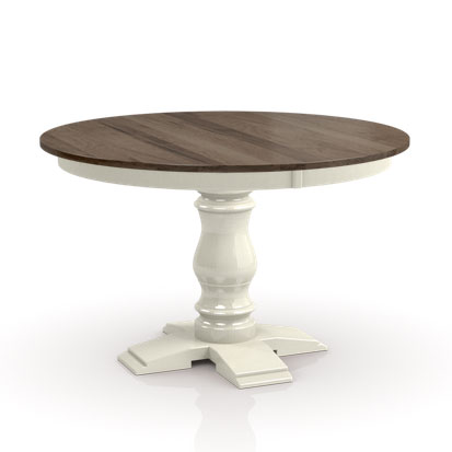Build Your Own Pedestal Table Creative Clics
