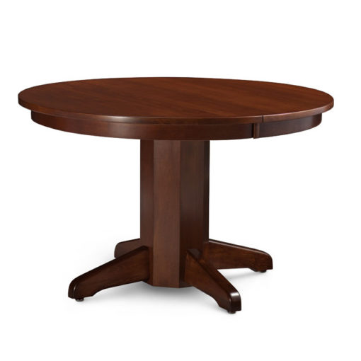 Build Your Own Albany Studio Pedestal table by Simply Amish at Creative Classics Furniture in Alexandria VA near Arlington VA and Washington DC